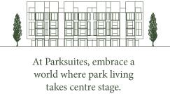 Park Suites Condo Logo